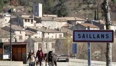 saillans